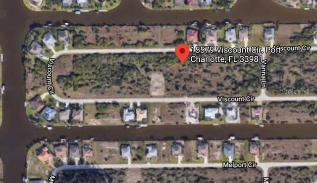 15579 Viscount Circle, Port Charlotte, FL 33981 (MLS #D6116207) :: Team Bohannon Keller Williams, Tampa Properties