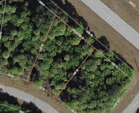 Lot 78 Harcourt Circle, North Port, FL 34288 (MLS #D6116337) :: BuySellLiveFlorida.com