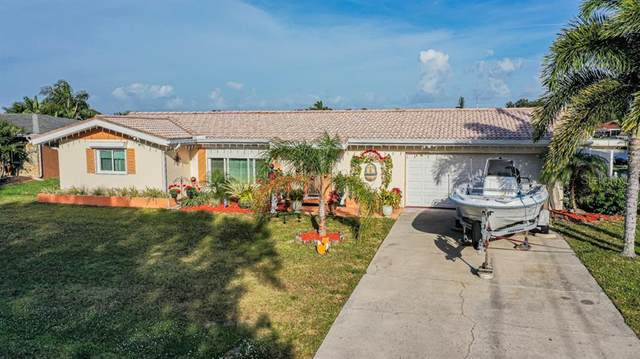 2452 Broad Ranch Drive, Port Charlotte, FL 33948 (MLS #D6116376) :: Team Buky