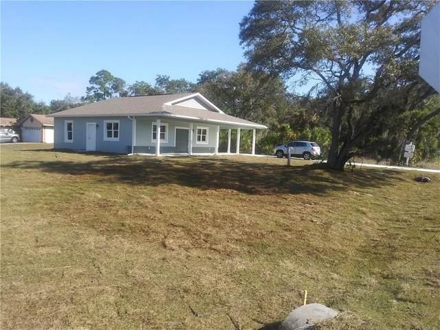 20332 Kenilworth Boulevard, Port Charlotte, FL 33954 (MLS #D6116493) :: The Hesse Team