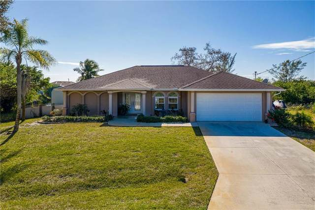9596 Nastrand Circle, Port Charlotte, FL 33981 (MLS #D6116509) :: Realty One Group Skyline / The Rose Team