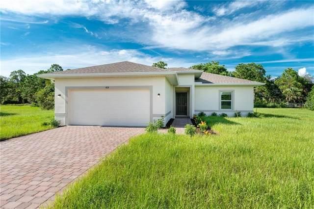 424 Sunset Road N, Rotonda West, FL 33947 (MLS #D6116519) :: EXIT King Realty