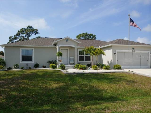 7239 Sussex Lane, Englewood, FL 34224 (MLS #D6116622) :: Sarasota Property Group at NextHome Excellence