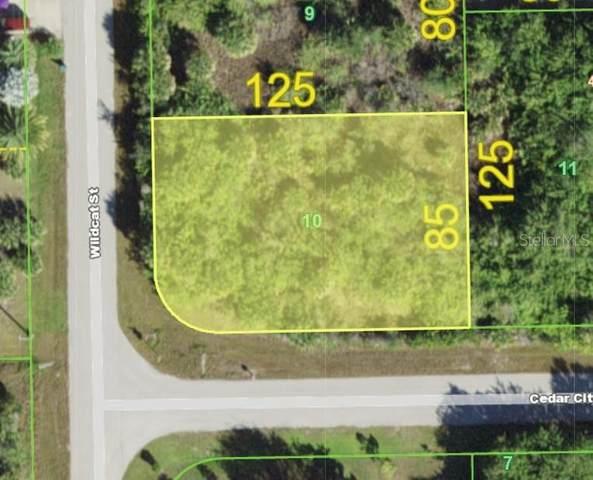 10272 Wildcat Street, Port Charlotte, FL 33981 (MLS #D6116662) :: Prestige Home Realty