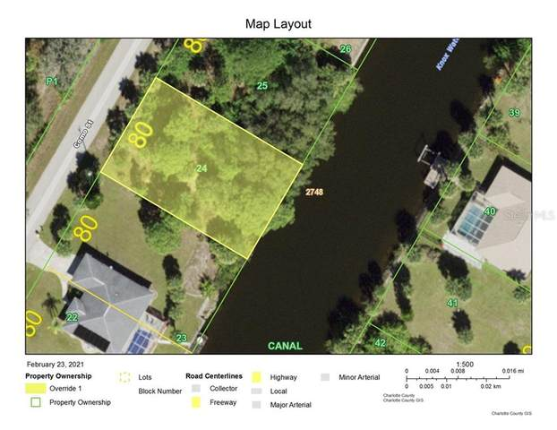 3432 Como Street, Port Charlotte, FL 33948 (MLS #D6116719) :: Bob Paulson with Vylla Home