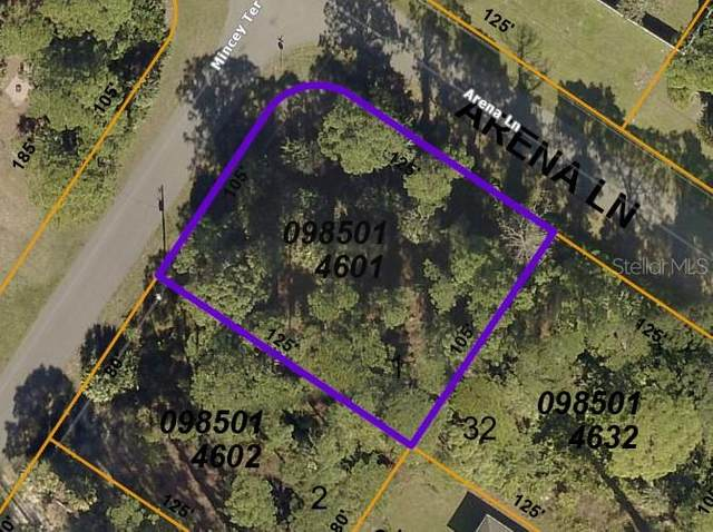 Mincey Terrace Lot 1, North Port, FL 34286 (MLS #D6116720) :: Sarasota Property Group at NextHome Excellence