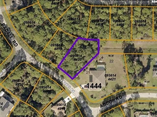 LOT 20 BLOCK 1444 Badali Road, North Port, FL 34286 (MLS #D6116746) :: Bridge Realty Group