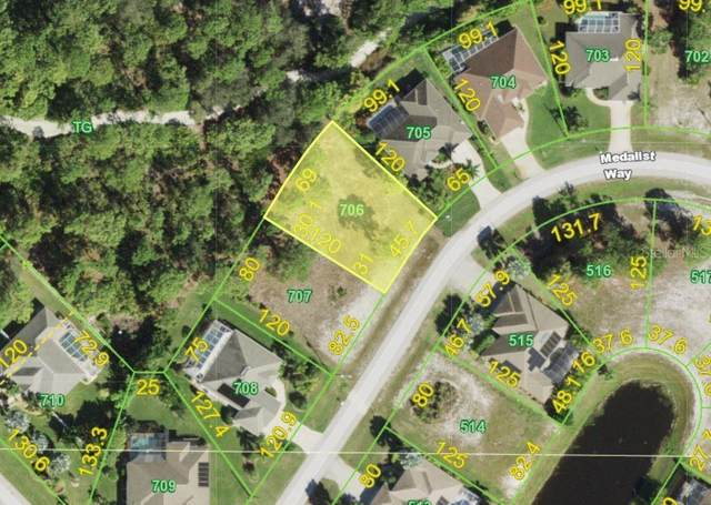34 Medalist Way, Rotonda West, FL 33947 (MLS #D6116761) :: RE/MAX Premier Properties