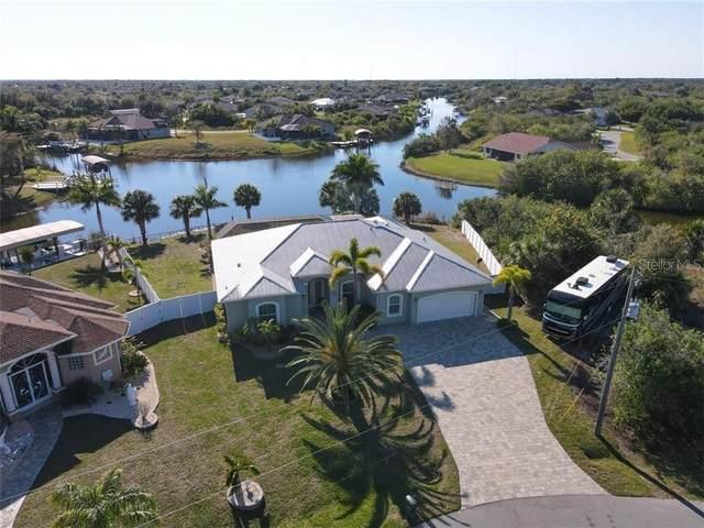 9482 Snapper Circle, Port Charlotte, FL 33981 (MLS #D6116795) :: Zarghami Group