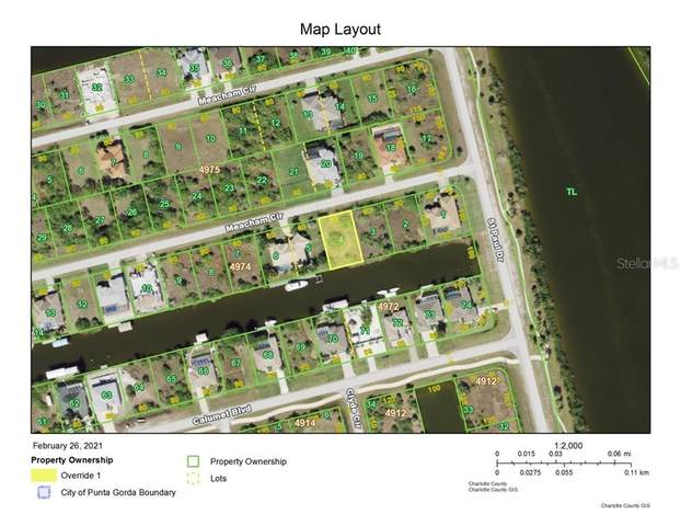 15698 Meacham Circle, Port Charlotte, FL 33981 (MLS #D6116819) :: Armel Real Estate