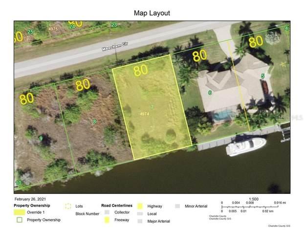 15674 Meacham Circle, Port Charlotte, FL 33981 (MLS #D6116820) :: Armel Real Estate