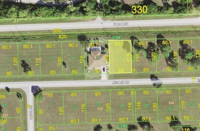 25332 Alicante Drive, Punta Gorda, FL 33955 (MLS #D6116831) :: Dalton Wade Real Estate Group