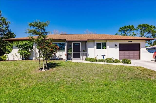 23152 Cherry Avenue, Port Charlotte, FL 33980 (MLS #D6116845) :: Gate Arty & the Group - Keller Williams Realty Smart