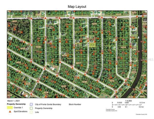 8200 Deland Lot 7, Port Charlotte, FL 33981 (MLS #D6116852) :: Griffin Group