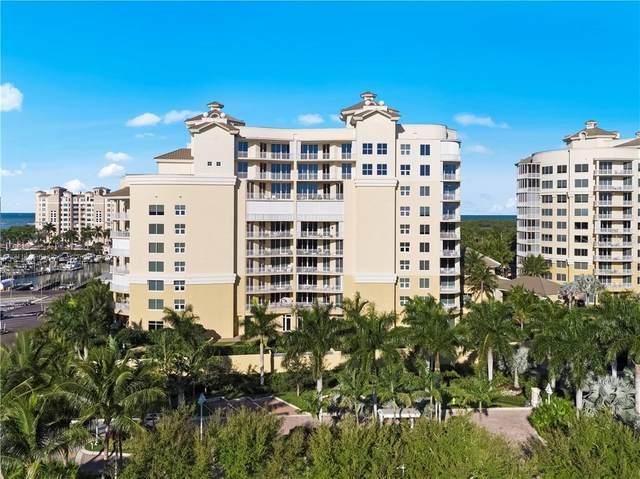 13665 Vanderbilt Drive #703, Naples, FL 34110 (MLS #D6116864) :: Sarasota Property Group at NextHome Excellence