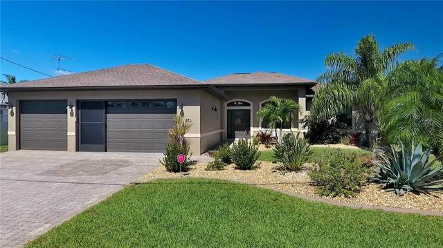 571 Rotonda Circle, Rotonda West, FL 33947 (MLS #D6116887) :: The BRC Group, LLC