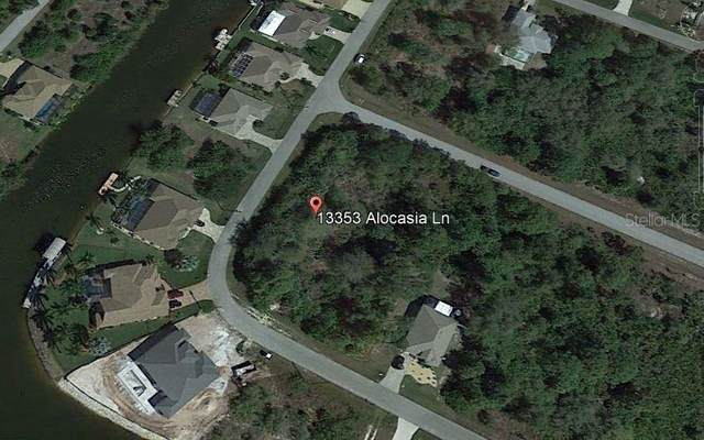 13353 Alocasia Lane, Port Charlotte, FL 33981 (MLS #D6116901) :: The Heidi Schrock Team