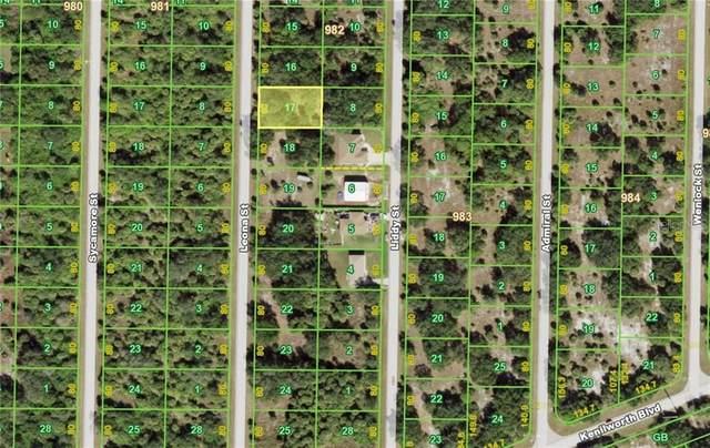 430 Leona Street, Port Charlotte, FL 33954 (MLS #D6116915) :: EXIT King Realty