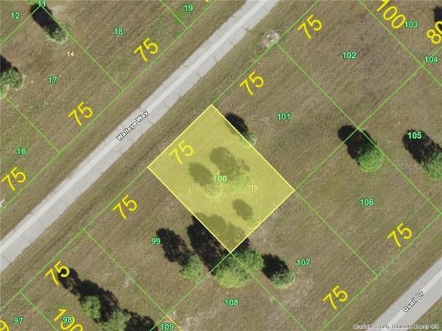 13716 Walleye (Lot 100) Way, Placida, FL 33946 (MLS #D6116953) :: The Light Team