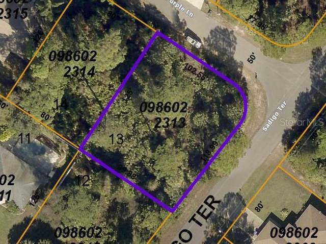 Purple Lane, North Port, FL 34286 (MLS #D6116955) :: Realty One Group Skyline / The Rose Team