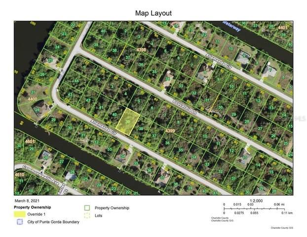 13815 Allamanda Circle, Port Charlotte, FL 33981 (MLS #D6117044) :: The Heidi Schrock Team