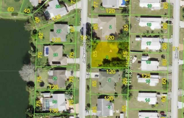 1225 Jefferson Drive, Englewood, FL 34224 (MLS #D6117148) :: Medway Realty