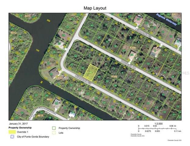 13799 Allamanda Circle, Port Charlotte, FL 33981 (MLS #D6117198) :: The Duncan Duo Team