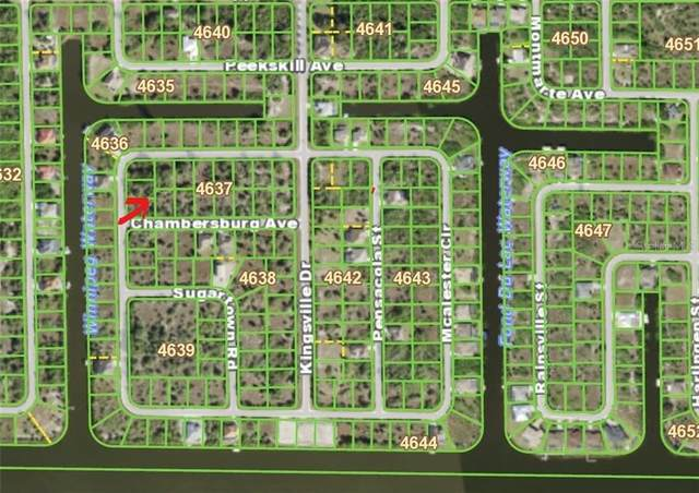 10811 Mcalester Circle, Port Charlotte, FL 33981 (MLS #D6117301) :: The Duncan Duo Team
