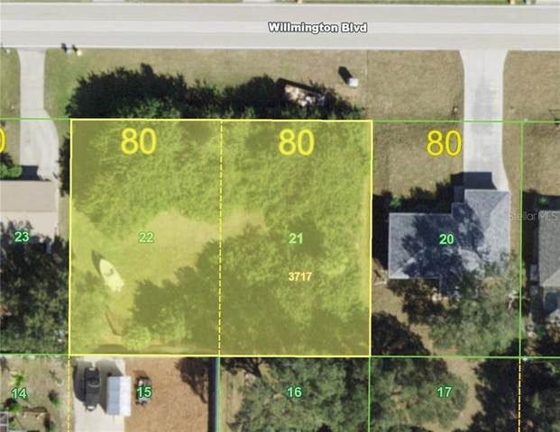 11239 Willmington 2 Lots, Englewood, FL 34224 (MLS #D6117371) :: MVP Realty