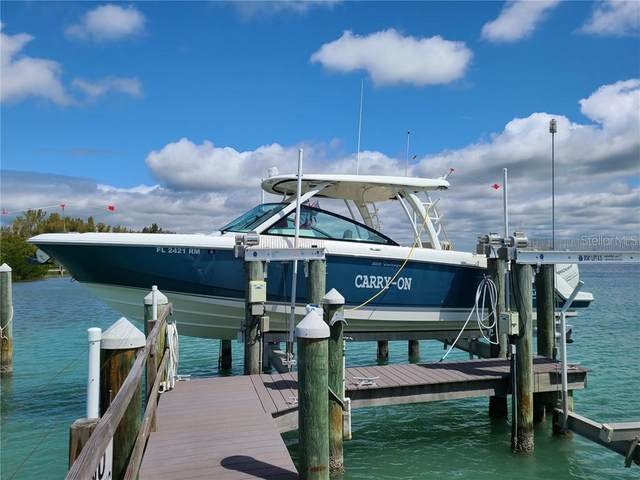 6020 Boca Grande Causeway 29 Boat Slip, Boca Grande, FL 33921 (MLS #D6117378) :: The BRC Group, LLC