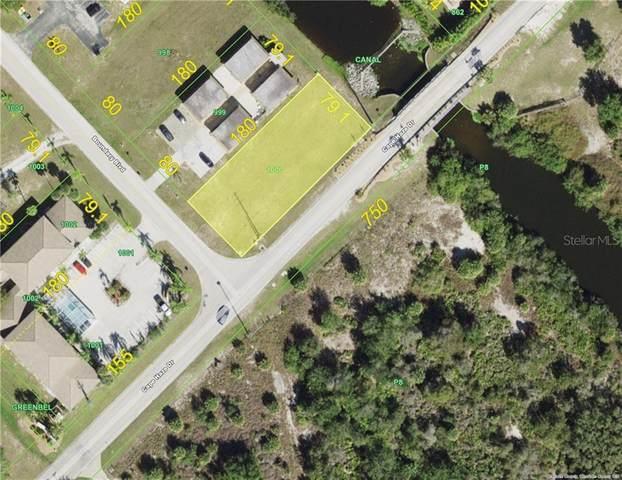 40 Boundary Boulevard, Rotonda West, FL 33947 (MLS #D6117379) :: The BRC Group, LLC