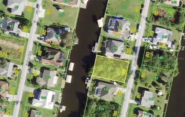 5281 Neville Terrace, Port Charlotte, FL 33981 (MLS #D6117390) :: Rabell Realty Group