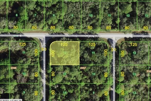 13365 Doubleday Avenue, Port Charlotte, FL 33953 (MLS #D6117404) :: The Price Group