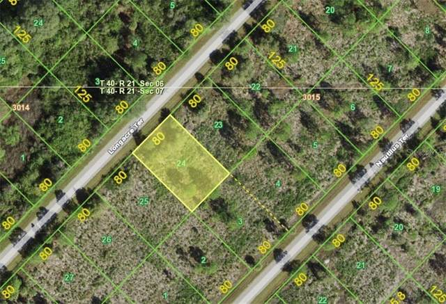 1086 Longacre Terrace, Port Charlotte, FL 33953 (MLS #D6117408) :: Kelli and Audrey at RE/MAX Tropical Sands
