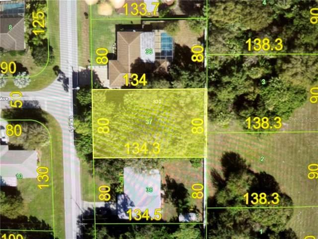 1244 Lyle Street, Port Charlotte, FL 33952 (MLS #D6117414) :: Rabell Realty Group