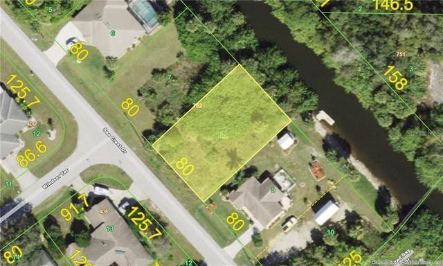 1120 Seacrest (Lot 8) Drive NW, Port Charlotte, FL 33948 (MLS #D6117441) :: MVP Realty