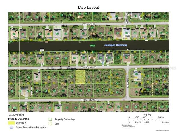 15169 Hennipen Circle, Port Charlotte, FL 33981 (MLS #D6117506) :: Vacasa Real Estate