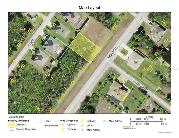 9665 Calumet Boulevard, Port Charlotte, FL 33981 (MLS #D6117507) :: The Lersch Group