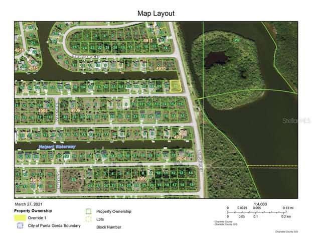 15400 Viscount Circle, Port Charlotte, FL 33981 (MLS #D6117549) :: RE/MAX Local Expert