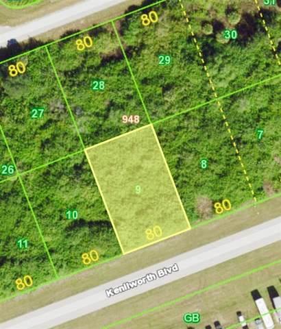 19908 Kenilworth Boulevard, Port Charlotte, FL 33954 (MLS #D6117556) :: Armel Real Estate