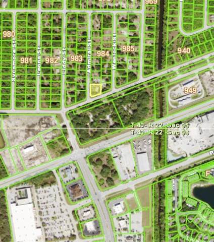 19664 Kenilworth Boulevard, Port Charlotte, FL 33954 (MLS #D6117557) :: Armel Real Estate