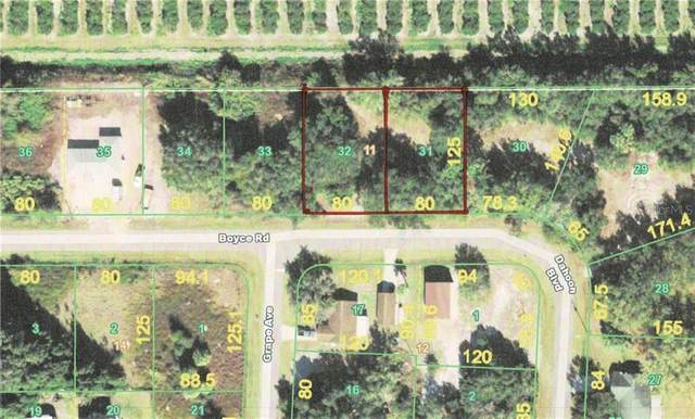29244 Boyce Road, Punta Gorda, FL 33982 (MLS #D6117558) :: Vacasa Real Estate