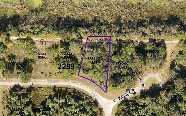 Langlais Drive, North Port, FL 34288 (MLS #D6117572) :: Armel Real Estate