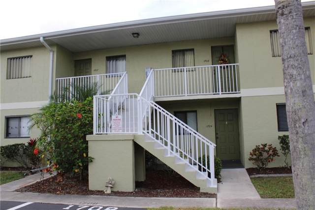 25225 Rampart Boulevard #1707, Punta Gorda, FL 33983 (MLS #D6117623) :: Sarasota Property Group at NextHome Excellence