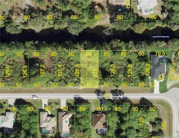 134 Linda Lee Drive, Rotonda West, FL 33947 (MLS #D6117634) :: Bridge Realty Group