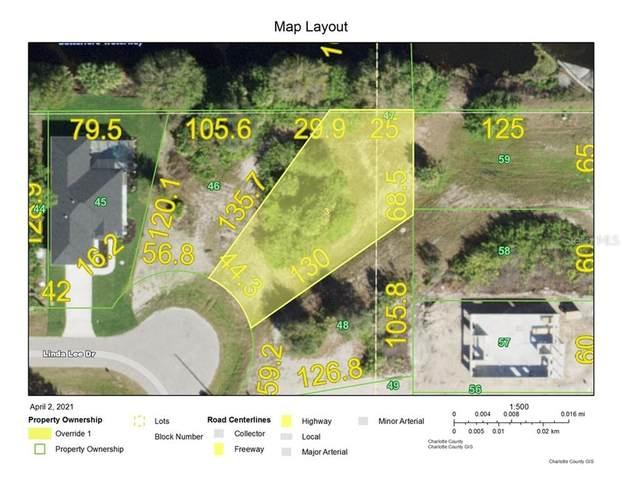 150 Linda Lee Drive, Rotonda West, FL 33947 (MLS #D6117659) :: Bridge Realty Group