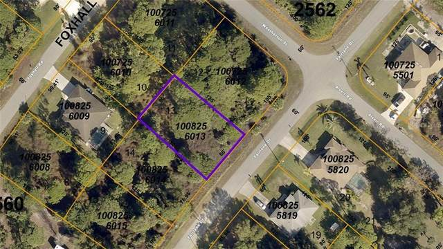 Lot 13 Fairlane Drive, North Port, FL 34288 (MLS #D6117687) :: Vacasa Real Estate