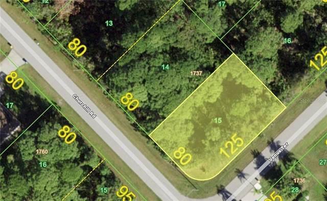 5280 Churchill Road, Port Charlotte, FL 33981 (MLS #D6117724) :: Premium Properties Real Estate Services
