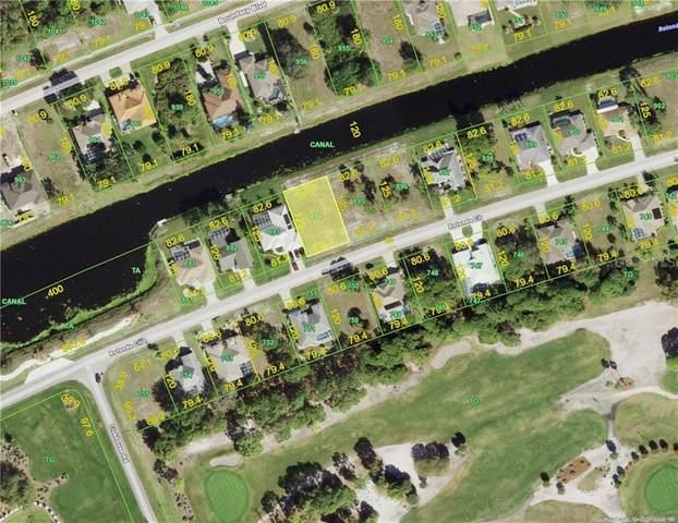 467 Rotonda Circle, Rotonda West, FL 33947 (MLS #D6117783) :: Armel Real Estate