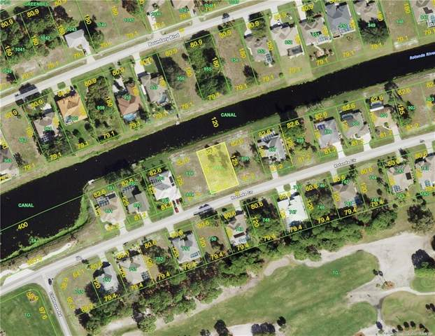 469 Rotonda Circle, Rotonda West, FL 33947 (MLS #D6117787) :: Armel Real Estate